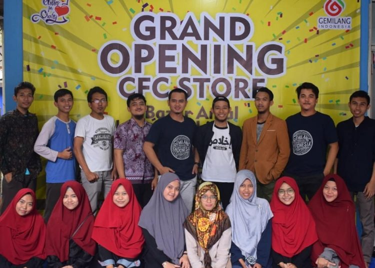 Gemilang Indonesia - Grand Opening CFC Store