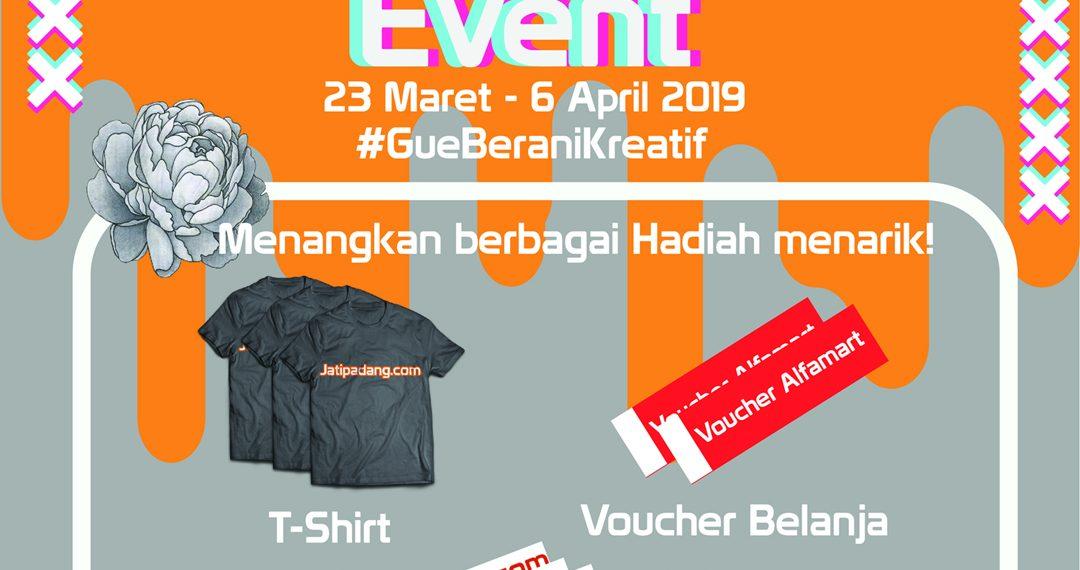 Jatipadang.com Giveaway Event