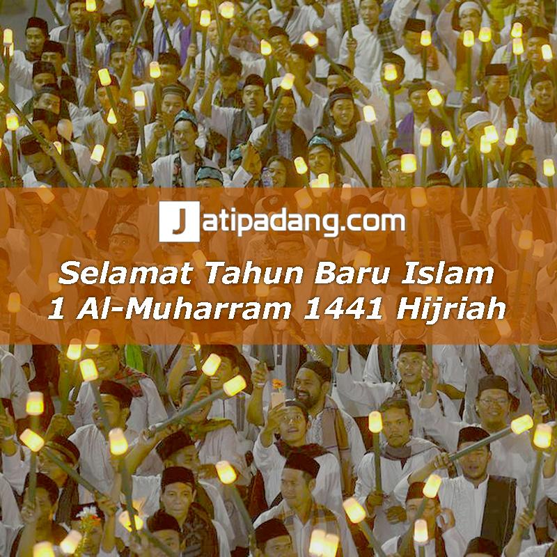 Selamat Tahun Baru Islam 1441 Hijriah